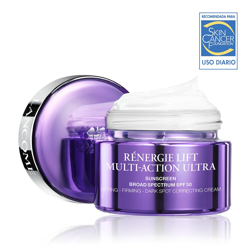 Crema facial Rénergie Lift Multi-Action Ultra con FPS 30
