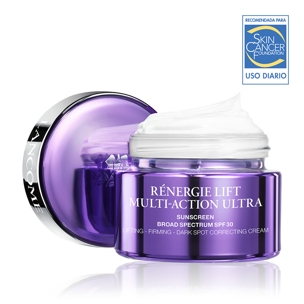 Crema facial Rénergie Lift Multi-Action Ultra con FPS 30