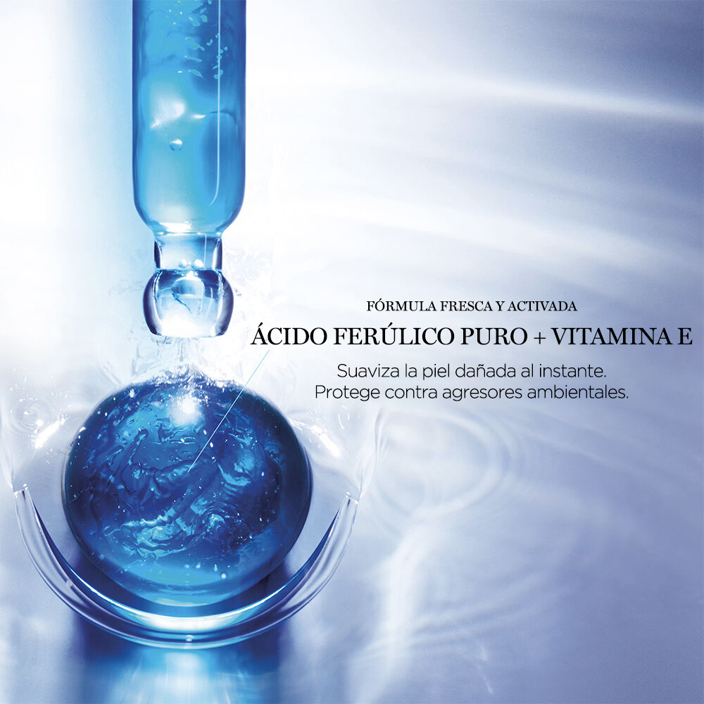 Suero antioxidante Advanced Génifique Sensitive